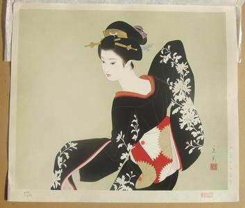 Tatsumi Shimura: Dance- gesture — MAI- Shigusa - Japanese Art Open Database