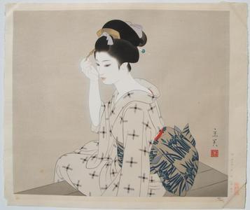 Tatsumi Shimura: Ikio - Japanese Art Open Database