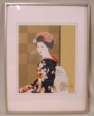 Tatsumi Shimura: Unknown Bijin 2 - Japanese Art Open Database