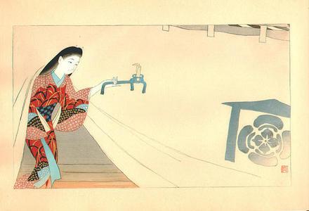 石川寅治: Heroine Toragozen - Japanese Art Open Database