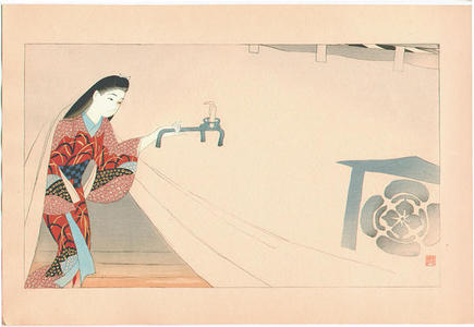 石川寅治: Heroine Toragozen - Japanese Art Open Database