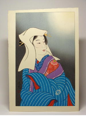 鳥居清満: Moon - Japanese Art Open Database