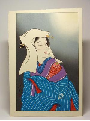 鳥居清満: Moon - Japanese Art Open Database