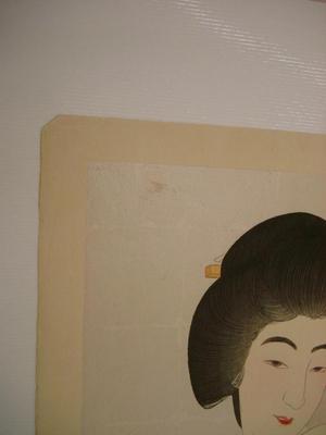 鳥居言人: Tipsy — ほろ酔 - Japanese Art Open Database