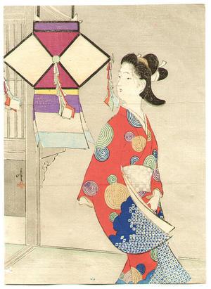 Tsutsui Toshimine: Tourou - Japanese Art Open Database