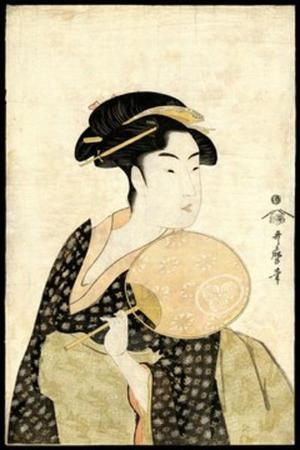 喜多川歌麿: Takashima Ohisa - Japanese Art Open Database