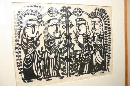 Watanabe Sadao: Unknown 1 - Japanese Art Open Database