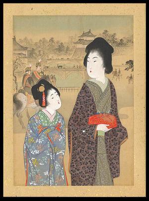 山本昇雲: 1 - Japanese Art Open Database