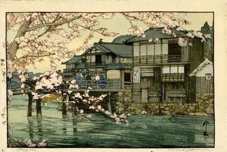 吉田博: Hayase - Japanese Art Open Database