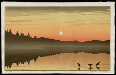 Yoshida Tsukasa: Reflect — Haeru - Japanese Art Open Database