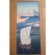 Akiyo: Mt Fuji Sunset - Japanese Art Open Database