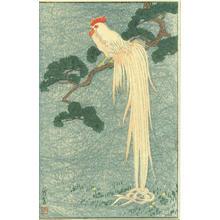 Akiyo: Rooster - Japanese Art Open Database