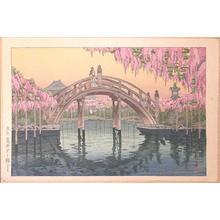 Akiyo: Tokyo Kameido no Fuji - Japanese Art Open Database