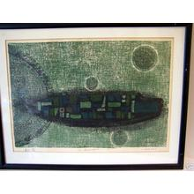 Amano Kunihiro: Fish A - Japanese Art Open Database
