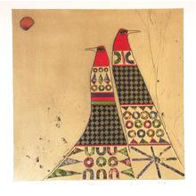 Amano Kunihiro: Morning 39 - Japanese Art Open Database