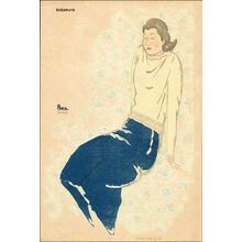 Asada Benji: Bijin - Japanese Art Open Database