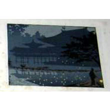 Fujishima Takeji: Autumn - Tofukuji Temple - Japanese Art Open Database