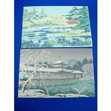 Fujishima Takeji: Scene 2 - Japanese Art Open Database