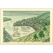 Fujishima Takeji: Banshu Ejima - Japanese Art Open Database