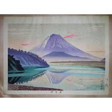藤島武二: Mount Fuji - Japanese Art Open Database
