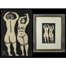 藤島武二: Naked Women — 裸女たち - Japanese Art Open Database