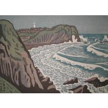 Fujishima Takeji: Shima Nakiri — 志摩波切 - Japanese Art Open Database