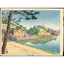 藤島武二: Wakanoura - Japanese Art Open Database