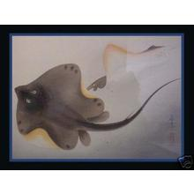 Bakufu Ohno: Stingray - Japanese Art Open Database