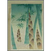 大野麦風: Bamboo - Japanese Art Open Database