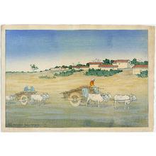 Bartlett Charles: Benaras, Early Morning - Japanese Art Open Database