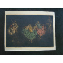 Bartlett Charles: India Nautch Dancers - Japanese Art Open Database