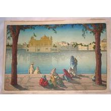 Bartlett Charles: The Golden Temple Amritsar - Japanese Art Open Database