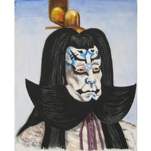 Paul Binnie: Kitaoka Nizaemon as the villain - Japanese Art Open Database