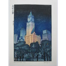 Paul Binnie: New York Night - Japanese Art Open Database