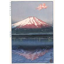 Paul Binnie: Red Fuji - Japanese Art Open Database