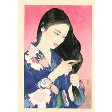 Paul Binnie: Summer- Natsu - Japanese Art Open Database