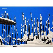 Boyi Hao: After Snowing - Japanese Art Open Database