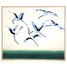 Boyi Hao: Dancing Melody - Japanese Art Open Database