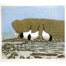 Boyi Hao: First Snow of the Wasteland - Japanese Art Open Database