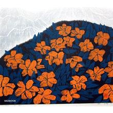 Boyi Hao: Flowers in the Mountain - Japanese Art Open Database