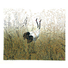Boyi Hao: Golden Autumn and Clear Breeze - Japanese Art Open Database