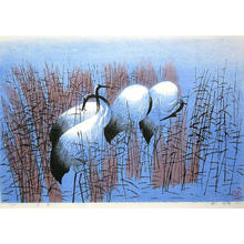 Boyi Hao: The Moon Night - Japanese Art Open Database