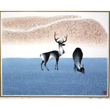 Boyi Hao: The Winter Day - Japanese Art Open Database