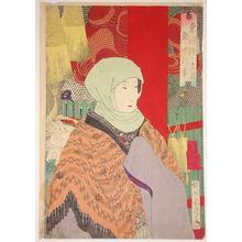 Toyohara Chikanobu: December - Japanese Art Open Database