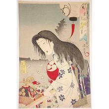 Toyohara Chikanobu: June - Japanese Art Open Database