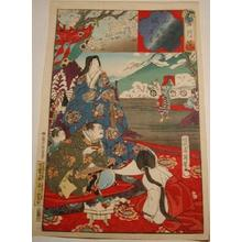 Toyohara Chikanobu: Hero as child - Japanese Art Open Database