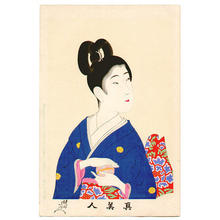Toyohara Chikanobu: Shin Bijin - Japanese Art Open Database