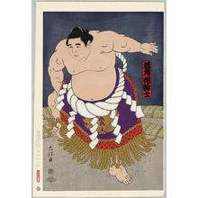 Daimon Kinoshita: Wakanohana - Japanese Art Open Database