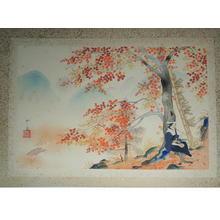 Domoto Insho: Autumn Scene - Japanese Art Open Database