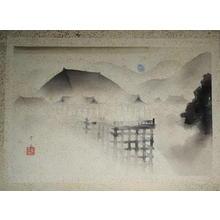 Domoto Insho: Kiyomizu Temple - Japanese Art Open Database